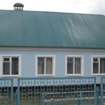 Крыша из профнастила С10 1100