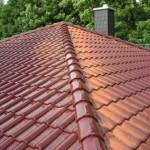 Профнастил С8 используется для кровли крыши