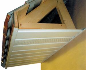 Фото: Софиты для крыши