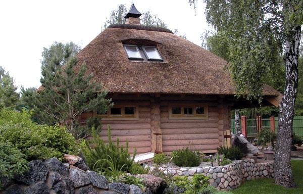 Фото: Идеальная крыша дома