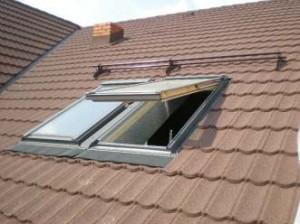 Фото: Крыша из композитной черепицы Metrobond
