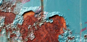 Фото: Коррозия тонкой кровли
