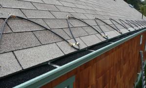 Фото: Зачем крышу нужно обогревать?
