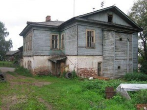 Фото: Старый дом